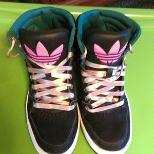 adidas Shoes Hight Hight Shoes Tops Poshmark 9b3de7